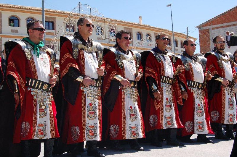 MOROS Y CRISTIANOS EN BENAMAUREL IF07TOH1
